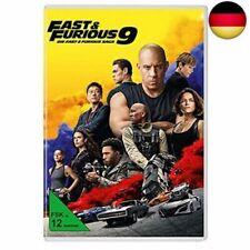 Fast & Furious 9 (DVD, 2021)