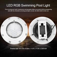 300 LED Luce Piscina RGB Multicolore Decorazione Illuminazione Subacquea IP68