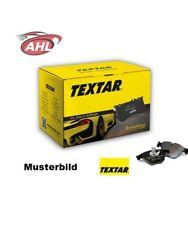 TEXTAR 2379301 Kit de plaquettes de frein BMW 5 E60 5 Touring E61 520 523 525