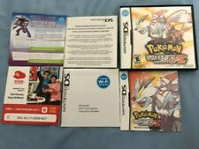 POKEMON WHITE 2 CASE AND INSERT ONLY! PERFECT CONDITION!