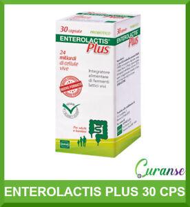 Enterolactis Plus 30 Capsule (Offerta per + Pezzi)