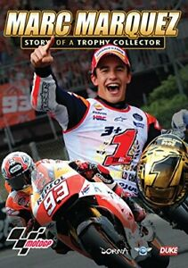 Marc Marquez - The Story of a Trophy Collector [DVD] [2015] [NTSC][Region 2]