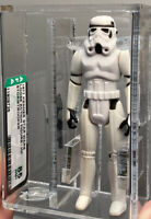 AFA 85 Star Wars 1977 Loose Stormtrooper Kenner NM+ White Figure High Grade NM+