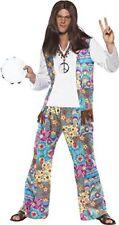 Smiffys Groovy Hippie Costume Moyen