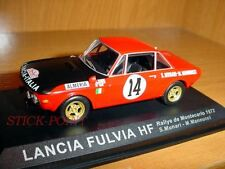 LANCIA FULVIA HF 1:43 MONTECARLO 1972 S.MUNARI #14