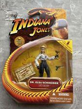 ⚡️NEW Hasbro Indiana Jones Figure ELSA SCHNEIDER Last Crusade 3.75⚡️