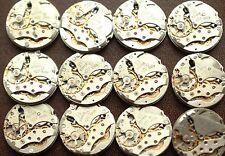 12 pcs Men's Watch Movements 22 mm (23 Jewels) Raketa USSR Steampunk Arts