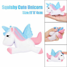Jumbo Squishy Unicon Pink & Blue Color Soft Squeeze Toy Slow Rising Squishies #2