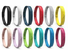 12 PACK Fitbit Flex 2 Replacement Bracelet Watch Band Strap Heart Rate Fitness