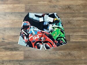 SUPREME SHORTS UA RED COLOR AVAILABLE LARGE Size HYPEBEAST FASHION