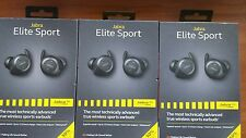 Jabra Elite Sport Wireless In-Ear Headphones - Enjoy up13.5 hours- Black-  New!!