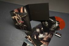 EDITORS VIOLENCE VINILE LP ROSSO 180 GR.+ 16 STAMPE+DOWNLOAD CARD+2 EXTRA TRACKS