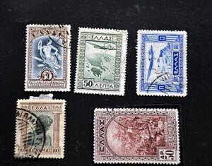 GRIECHENLAND Enorme Sammlung ab Klassik Viele teure Serien/Marken RIESEN WERT
