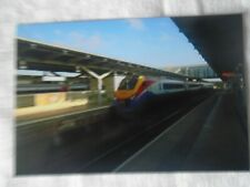 6x4 Photo of East Midlands Trains Class 222-222018 at Derby Midland Station