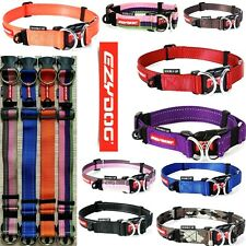EZYDOG Double Up Dog Collar Super Strong Attach Leash to Both Double D-Ring