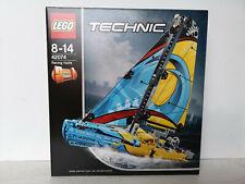Lego 42074 Technic - le Yacht de Compétition