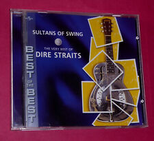 DIRE STRAITS - Sultans Of Swing (Very Best Of) (1998 16 trk HDCD) Mark Knopfler