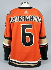 2019-20 Erik Gudbranson Anaheim Duck Game Worn Third Jersey Set 2