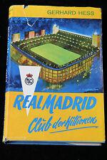 REAL MADRID - Club der Millionen - 1962