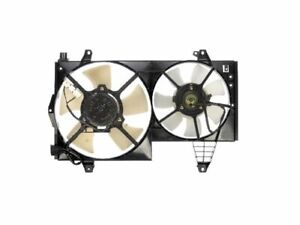 Auxiliary Fan Assembly For 00-04 Volvo S40 V40 1.9L 4 Cyl 2.4L 5 VK82F9