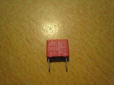 30 Stück WIMA Kondensatoren MKS-3 0,01 µF