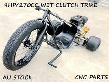 9HP 270CC MOTORISED DRIFT TRIKE HUFFY SLIDER FAT BOY GOKART FATBOY DT4 FULL SIZE