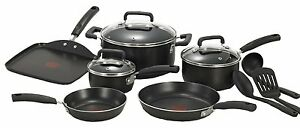 T-fal C111SC74 Signature Nonstick Expert Easy Clean Interior Thermo-Spot Heat In