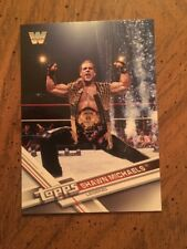 Shawn Michaels Topps WWE 2017  Card