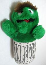 Oscar the Grouch Sesame Street Plush Applause