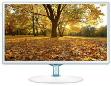 "SAMSUNG t24d391 24 ""LED TV Freeview Bianco Full HD 1080P 2 X USB HDMI SCART SVGA"