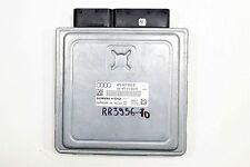 AUDI A6 C6 4F 2.4 Engine Control Motor Unit Injection ECU 4F0907552D 4F0910552R