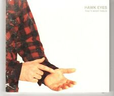 (HH54) Hawk Eyes, That's What This Is - Sealed CD