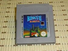 Rescue of Princess Blobette GameBoy u Color u Advance