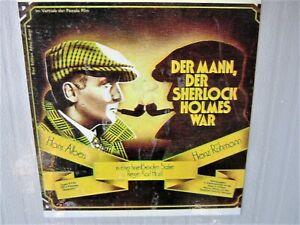 SUPER-8-FILM DER MANN DER SHERLOCK HOLMES WAR PICCOLO HANS ALBERS HEINZ RÜHMANN