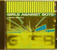 GIRLS AGAINST BOYS 'FREAKONICA' 12-TRACK CD