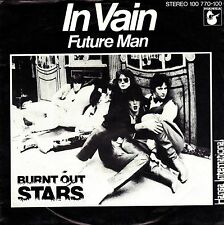 """7"""" Burnt Out Stars – In Vain / Future Man / Powerpop // Germany 1979"""