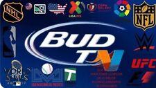 BudTV IPTV Android Firestick Chrome MOVIES BOX NBA MLB NFL PPV UFC NHL MachTV
