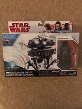 Imperial Probe Droid & Darth Vader Star Wars Force Link Figuras. nuevo y sin abrir