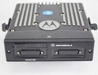 Motorola XTL5000 M20URS9PW1AN Radio Control Unit FCC ID: AZ492FT5823 w/ Mount