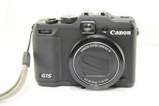 Canon Powershot G15 Digitalkamera, digital camera, cámara, appareil photo