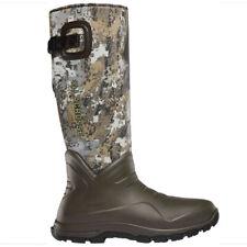 """LaCrosse Footwear AeroHead Sport 16"""" Boot Optifade Elevated II 7.0MM 10 #37863"""