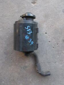 NISSAN S13 SILVIA 180SX SR20DET stock charcoal carbon canister + hose sec/h