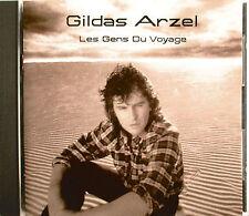 """GILDAS ARZEL - JEAN-JACQUES GOLDMAN - RARE CD """"LES GENS DU VOYAGE"""" - COMME NEUF"""