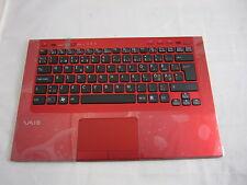 Sony Vaio VPCSA VPCSD Tastatur mit Palmrest Touchpad SE P/N: 9Z.N6BBF.01N