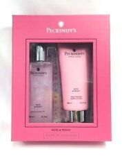 Pecksniff's Rose & Peony Moisturising Body Lotion and Bath & Shower Gel Gift Set