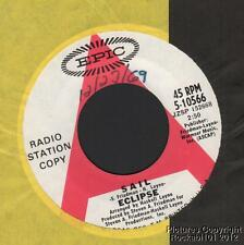 1969 Eclipse Pop Rock DJ 45 (Sail / For All the World to See)
