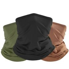 Simple Neck Gaiter Face Tube Military Cycling Hunting Airsoft Fishing Tactical