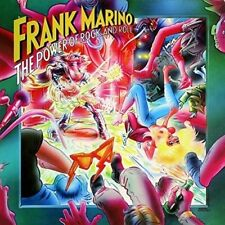 FRANK MARINO - THE POWER OF ROCK'N'ROLL   CD NEU
