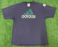 Vintage RARE Adidas Equipment EQT T Shirt Men's L/XL Graphic