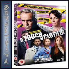A TOUCH OF CLOTH - COMPLETE SERIES 3  **BRAND NEW DVD**